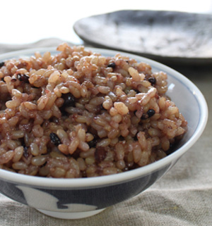 薄毛が気になり出したら、玄米に変えてみる価値あり!「玄米食」のススメ!