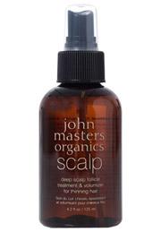 ジョンマスターオーガニックのスカルプケア商品「ディープスキャルプフォリクル トリートメント&ボリューマイザー」